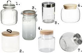 bocaux decoration cuisine bocaux en verre 90 idées comment les transformer en objets déco