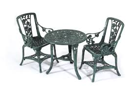 2 Chair Patio Set by Gablemere Rose Arm Chair 3 Piece Patio Set