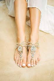 wedding barefoot sandals unique barefoot sandals beaded barefoot sandals for