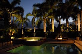 Design House Exterior Lighting by Palm Tree Lighting In Naples Fl How To Properly Light Trees