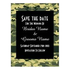 Camouflage Wedding Invitations 135 Best Military Wedding Invitation Images On Pinterest Navy