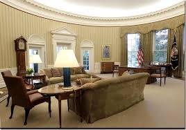 oval office curtains cote de texas the oval office before after