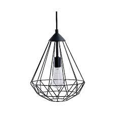 Black Diamond Lights Geometric Metal Pendant Light Swag Lights Ebony 50 Aud Liked