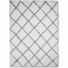 Black Grey And White Area Rugs by Home Dynamix Glimmer Ivory Gray 7 Ft 10 In X 10 Ft 2 In Indoor