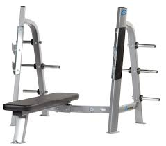 Nautilus Bench Press Machine Benches Nautilus Nautilus Free Weights Olympic Flat Supine