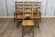 Vintage Oak Dining Chairs Oak Dining Chairs Ebay