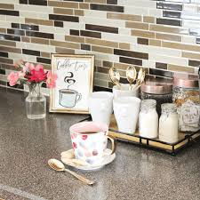 how to create a small coffee station at home u2013 at home with zan