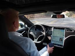 expensive cars for girls tesla u0027s cars now drive themselves kinda wired