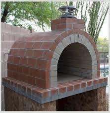 brickwood ovens mattone barile grande foam oven form outdoor