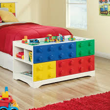 Lego Bed Frame Kid Play Table Wayfair