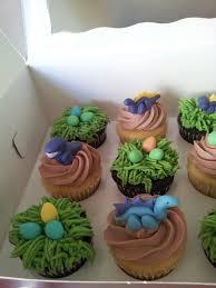 dinosaur cupcakes make mini dinosaur volcano cup cakes a cupcake addiction how to