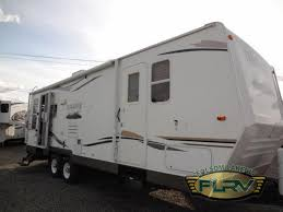 Komfort Travel Trailer Floor Plans Used 2008 Komfort Trailblazer T276s Travel Trailer At Folsom Lake