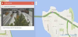 wsdot seattle traffic map traffic cameras in maps maps