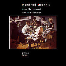 Manfred Mann Blinded By The Light Meaning Criminal Tango Wikipedia