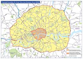 First Class Mail Time Map Have Your Say On Changes To The Ultra Low Emission Zone And Low