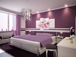 interior nice elegant house indoor designs with white and red
