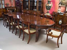 high end extra large long mahogany dining table seats trends with