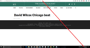 examples of huffpost ignoring crimes against people it