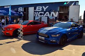 mustang tuner 40 photos of ponycars steding indy for the 40th mustang of