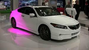 honda accord 2012 interior 2012 honda accord coupe v6 exterior and interior at 2012 montreal