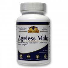 ageless male ageless male reviews dosage side effects and