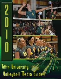 2010 tiffin university volleyball media guide by tiffin university