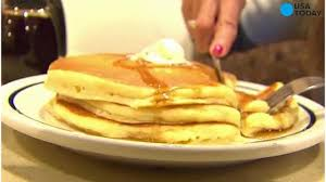 Get Free Pancakes At Participating Free Ihop Is Giving Away Pancakes Tuesday