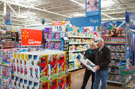walmart black friday strategy customers shopping black friday toys