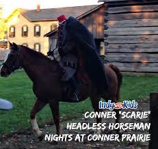 halloween headless horseman costume headless horseman nights halloween 2016 at conner prairie indy