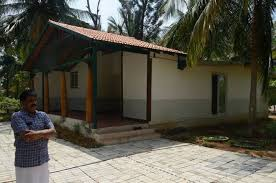 one house 1 200 sq ft house built in just one week the hindu