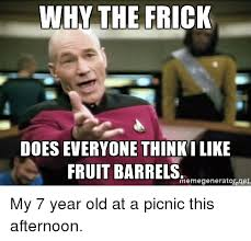 Barrels Meme - why the frick does everyone think ilike fruit barrels