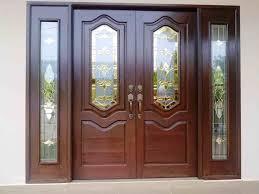 14 model desain pintu utama rumah minimalis terbaru