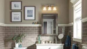 bathroom above mirror lighting u2013 kitchenlighting co