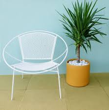 Modern Metal Outdoor Furniture Modern Metal Outdoor Furniture Home Design Ideas