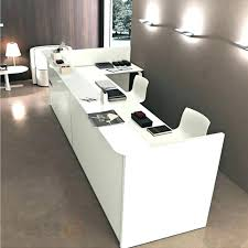 Salon Reception Desk Furniture Salon Front Desk Furniture Collection In Luxury Reception Desk