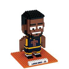lebron lego nba new york knicks team player shaped brxlz 3 d