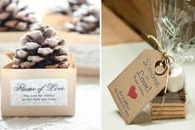 personalized wedding favor boxes winter wedding inspiration for favor boxes and bags