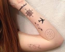 oltre 25 fantastiche idee su tatuaggi aeroplano su pinterest