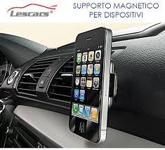 porta telefono auto supporto magnetico universale per auto porta cellulare smartphone