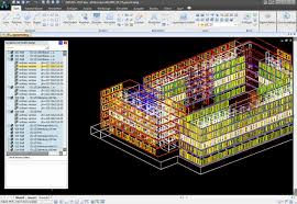 bim building information modeling software for concrete