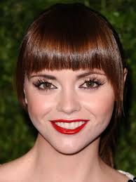 the best and worst bangs for round face shapes face shapes