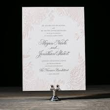 customized wedding programs best 25 typography wedding invitations ideas on
