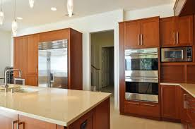 Brown Cabinets Kitchen Contemporary Kitchen Cabinets Design Amaza Design