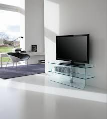 Meuble Tv Taupe Design by Meuble Tv En Verre Design Meuble Tele Coin Maisonjoffrois