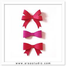 ribbons and bows 3d ribbon bows