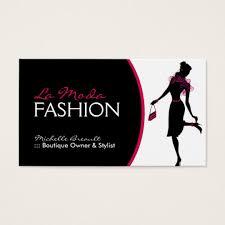 Business Card Fashion Designer Stylish Fashion Designer Business Card Zazzle Com