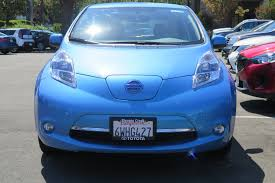 lexus stevens creek repair pre owned 2012 nissan leaf sl hatchback hatchback in san jose