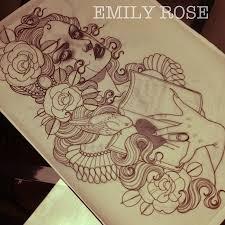 slingin u0027 emily rose murray sketches slingerville blog
