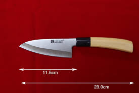 chef knife deba stainless steel japanese sashimi sushi cook