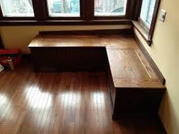 banquette bench with storage cubbies banquette bench with